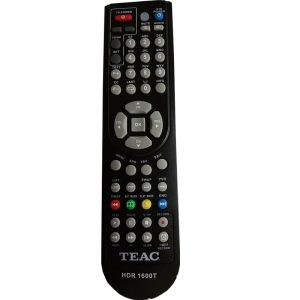 teac 1600t remote control