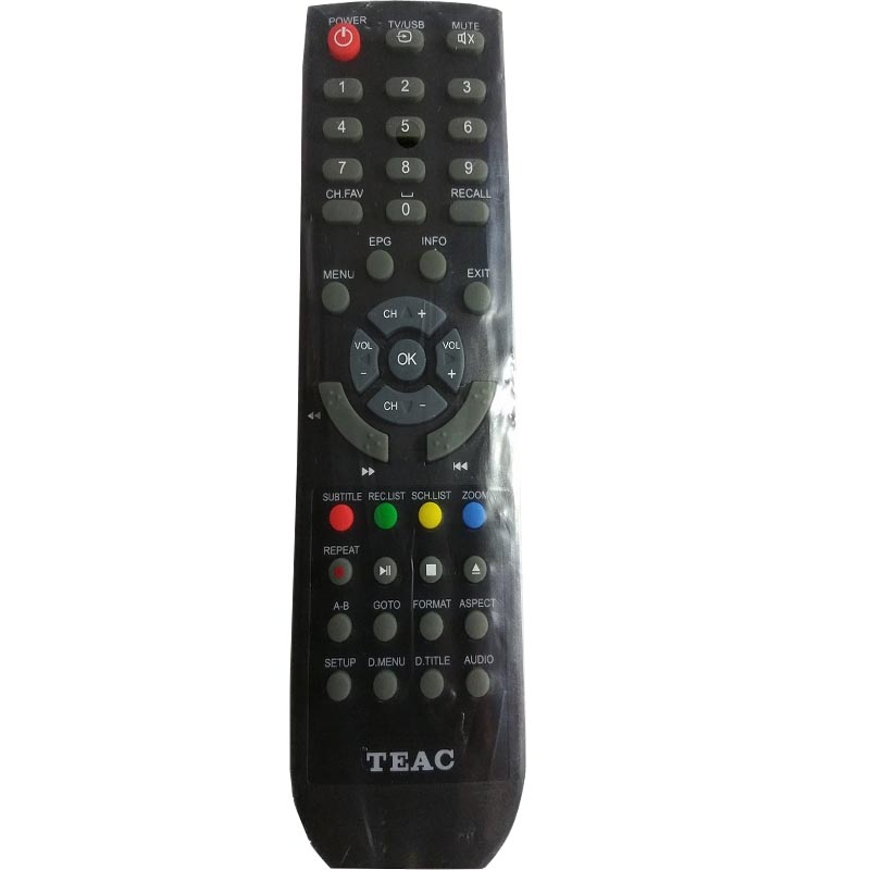 teac hdr9650ts remote control