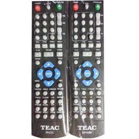 teac DV5199 remote control