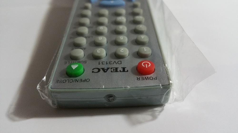 TEAC DV3131 Remote Control