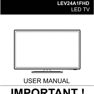 TEAC LEV24A1FHD_User_Manual