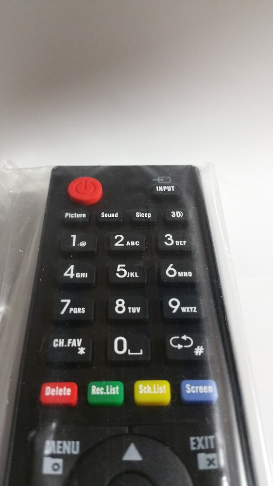 TEAC Remote Control 240602000542