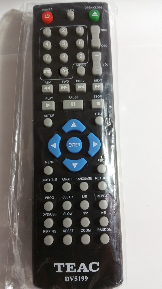 TEAC Remote Control DV5199
