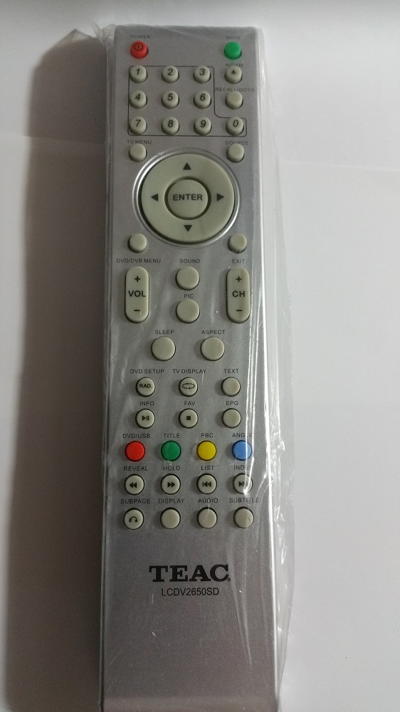 TEAC Remote Control LCDV2650SD