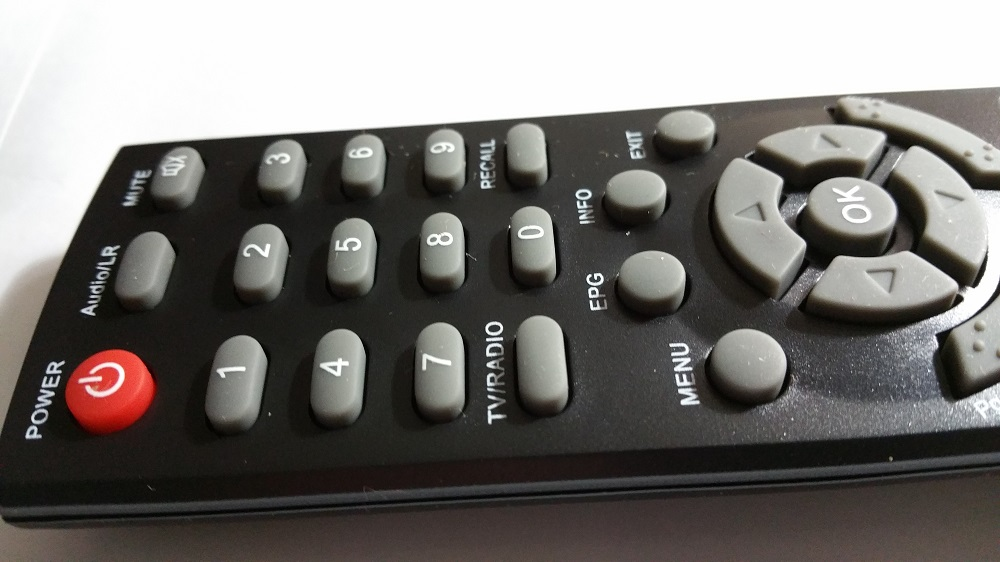 TEAC SDB452 Remote Control
