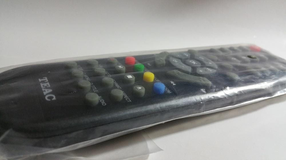 TEAC remote control HDB850